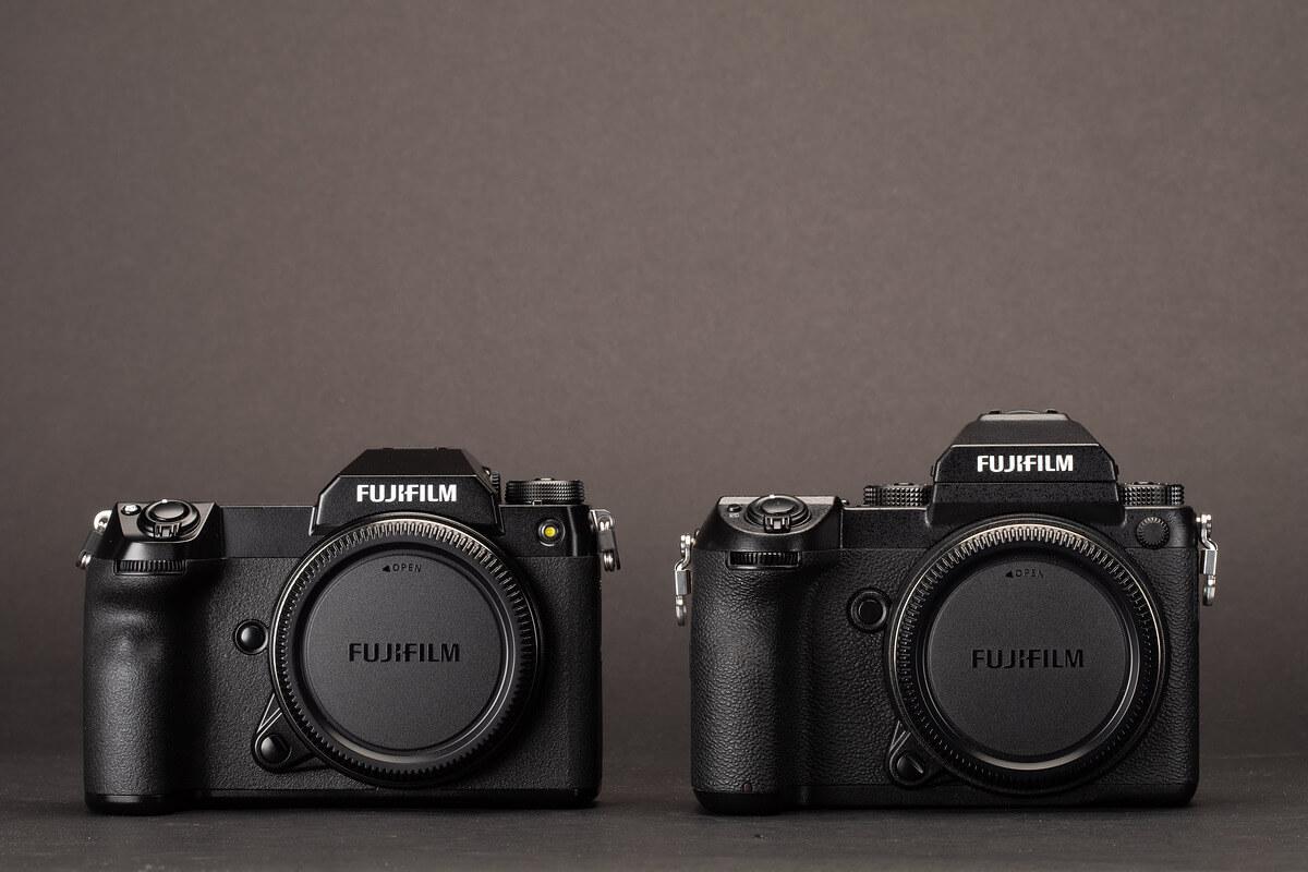 FUJIFILM GFX 100S Medium Format Mirrorless Camera Body Only 27