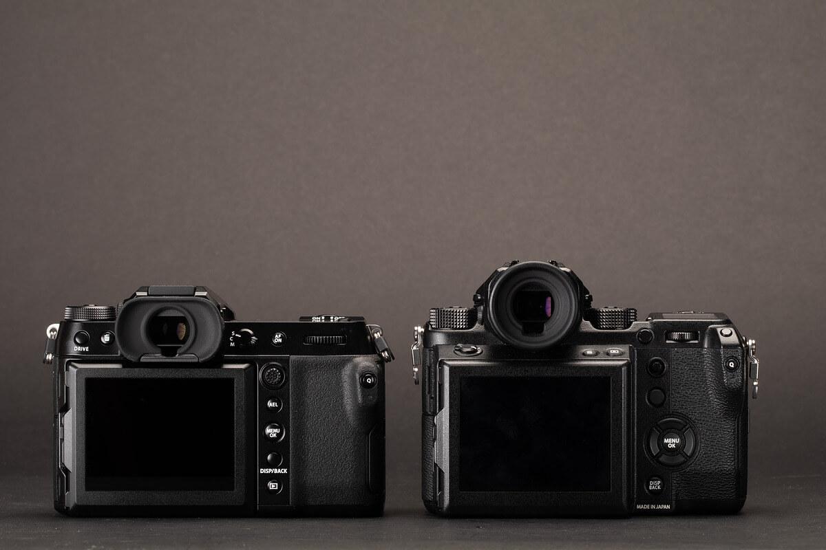 FUJIFILM GFX 100S Medium Format Mirrorless Camera Body Only 28