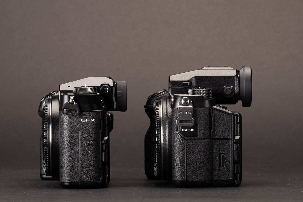 FUJIFILM GFX 100S Medium Format Mirrorless Camera Body Only 29