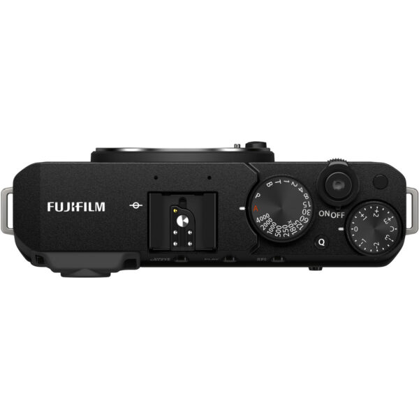 FUJIFILM X-E4 Mirrorless Digital Camera (Body Only, Black)