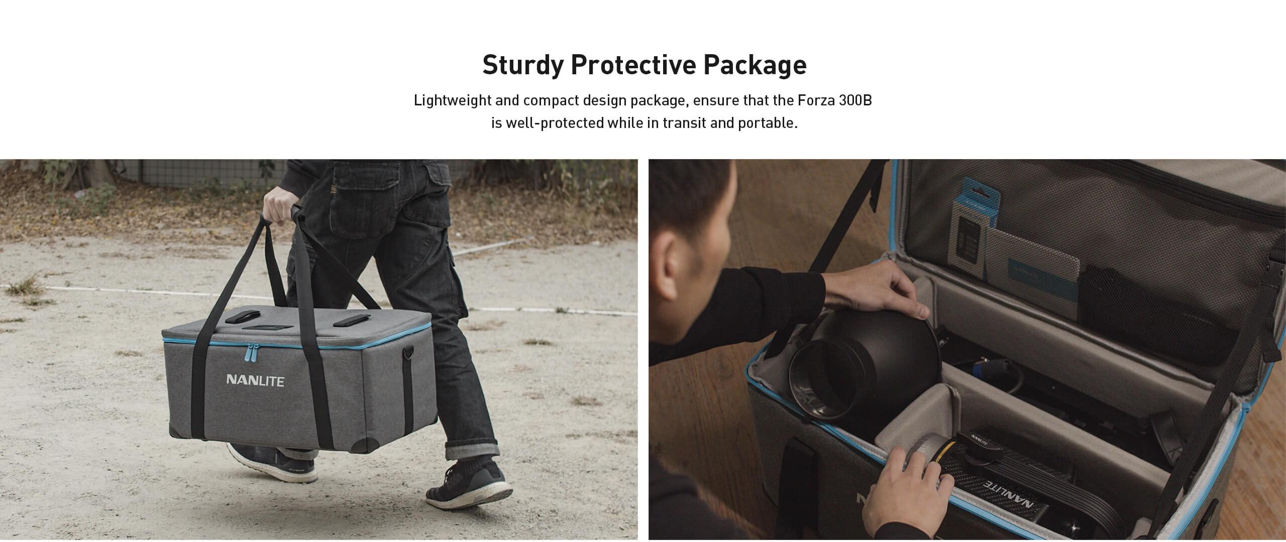Nanlite Forza 300 LED Monolight