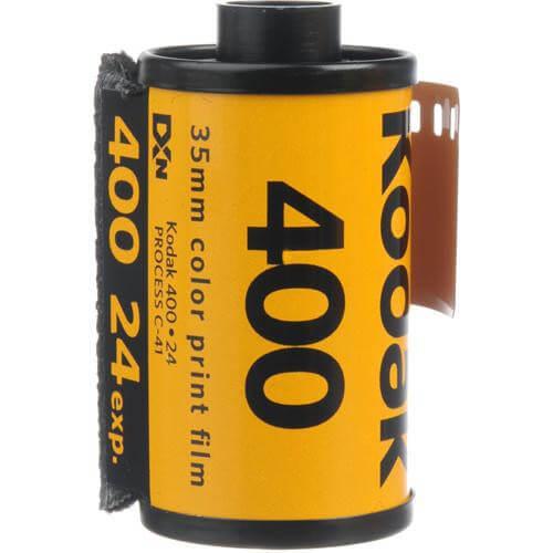 Kodak 135 ISO400 UltraMax 400 Color Negative Film
