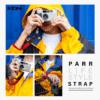 NEX+ Hand Strap PARR Series W: 2cm /L: 20cm