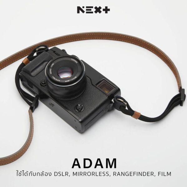 NEX Hand Strap TESTINO Series Leather adam 2