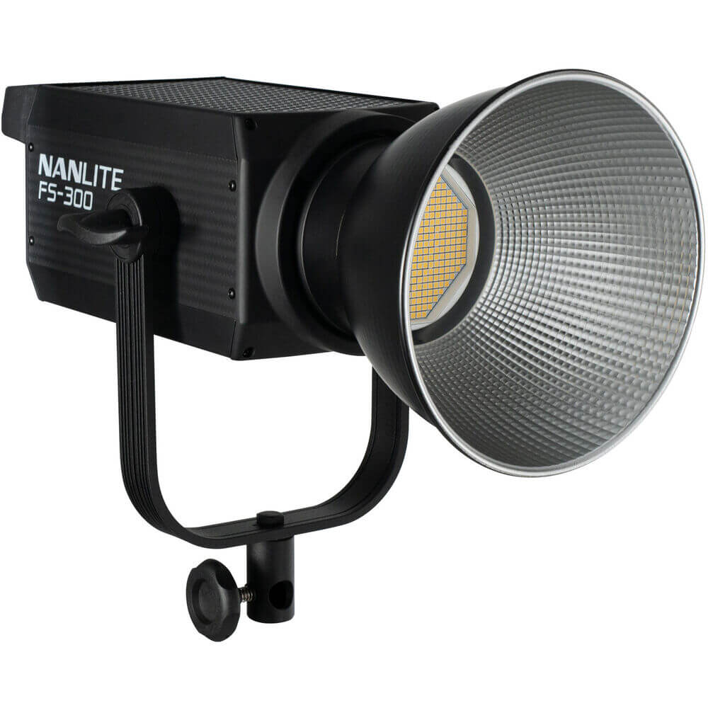 Nanlite FS-300 Bowen Mount Studio Light Head 350W/5600K
