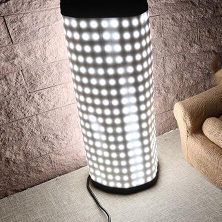 Nicefoto LED Rollflex Video light LED SC-P1000B