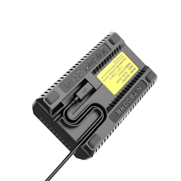 Nitecore USN3 Pro Sony dual slot USB fast charger 04