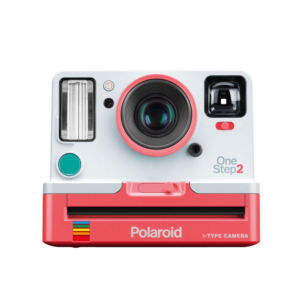 กล้องโพลารอยด์ polaroid onestep 2 สี coral