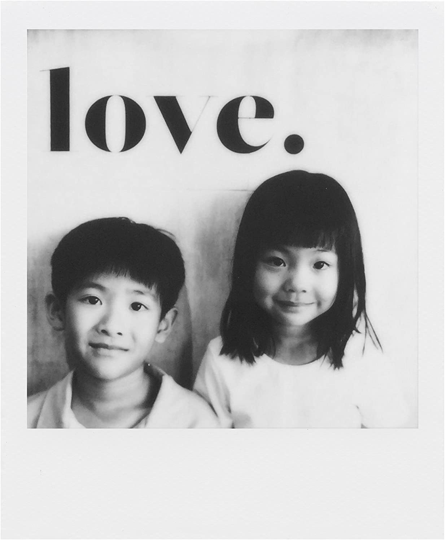 Polaroid Black & White i-Type Instant Film