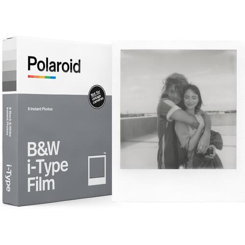 Polaroid Instant Film (PRD6001) B&W Film For I-Type
