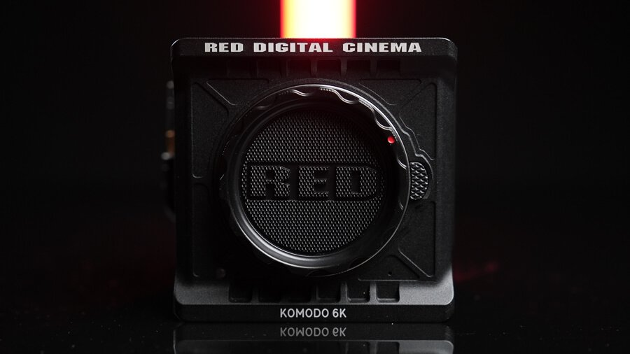 RED Komodo 6K Front