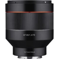 Samyang Auto Focus 85mm F1.4 For Sony FE