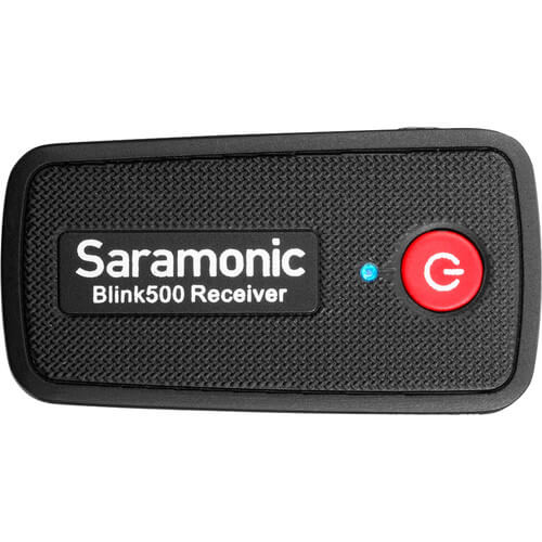 Saramonic Blink 500 RX Dual-Channel Camera-Mount Digital Wireless Receiver