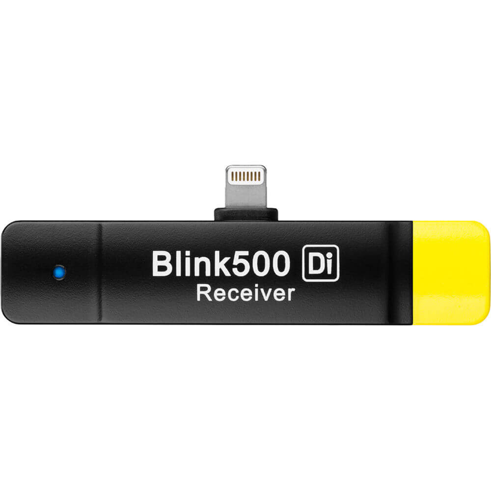 Saramonic Blink 500 RXDi Dual-Channel Digital Wireless Receiver for Lightning