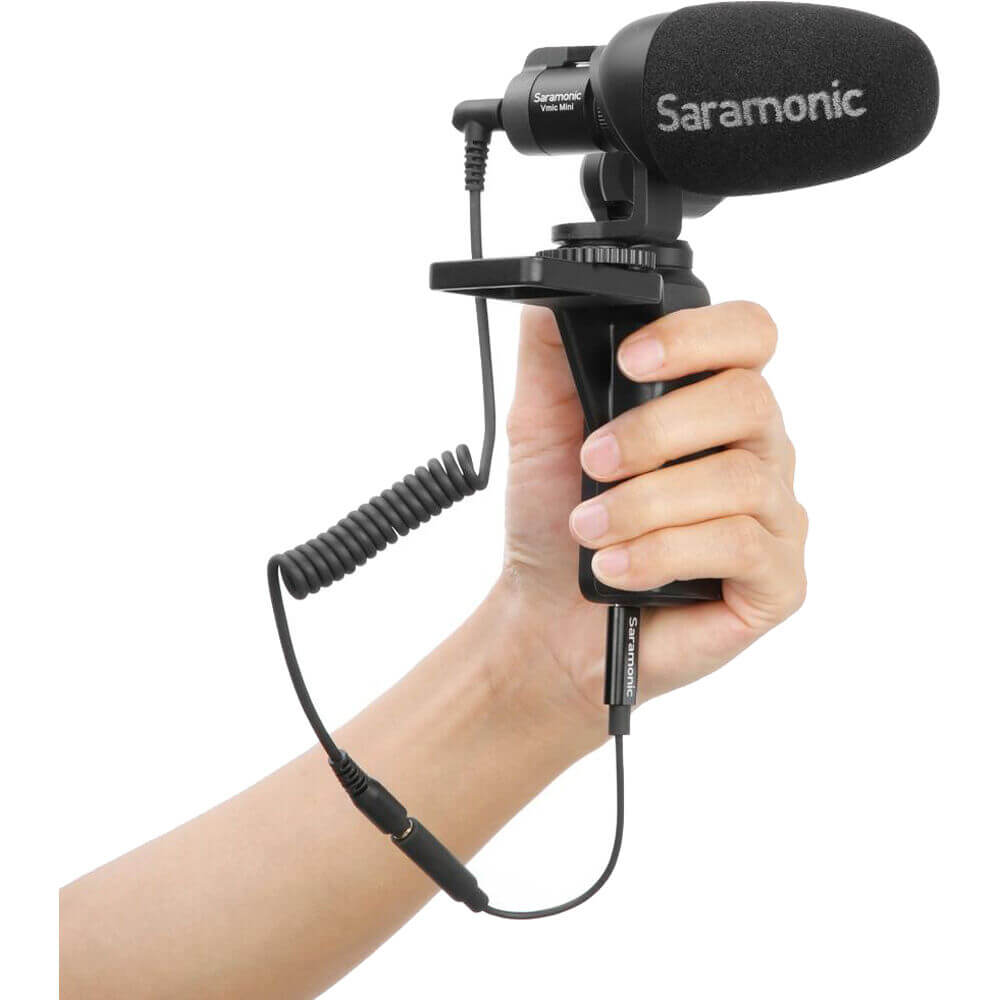 Saramonic SR-C2006 3.5mm TRS Female to USB Type-C Adapter Cable for Osmo Pocket