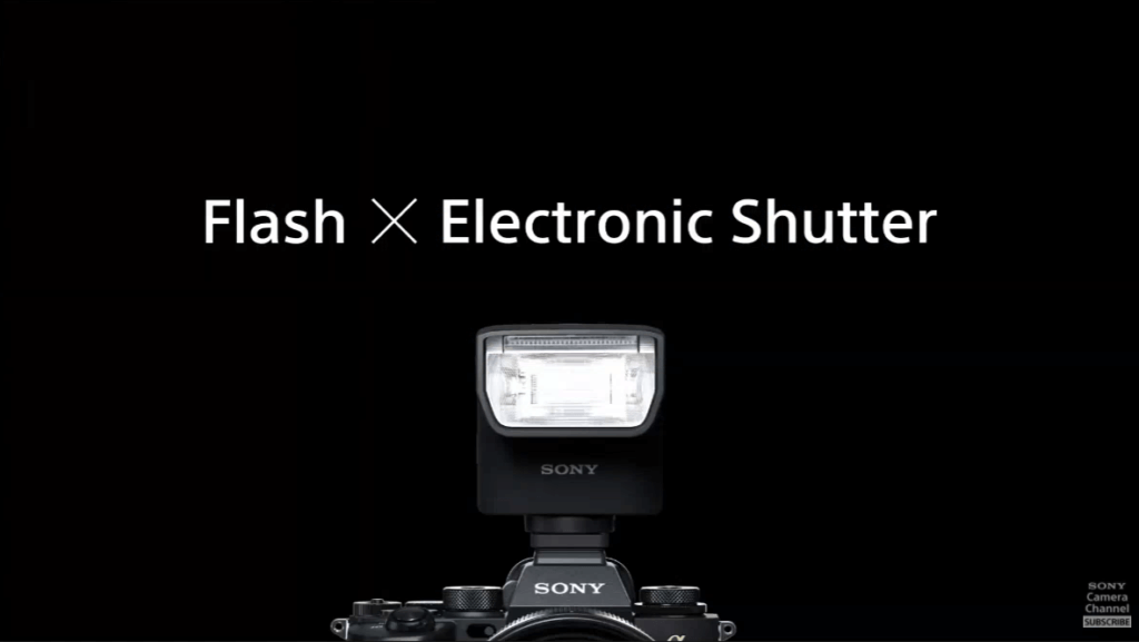 สรุปสเปก Sony Alpha 1 flash