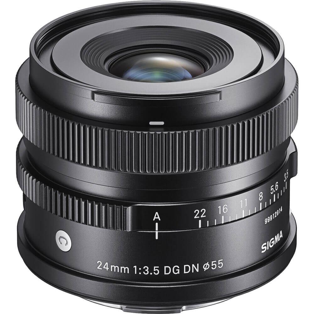 Sigma 24mm f3.5 DG DN Contemporary Lens for Sony E