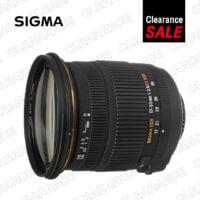 Sigma Lens 17-50mm F2.8 EX DC OS HSM for Nikon (ประกันศูนย์ 3 ปี)