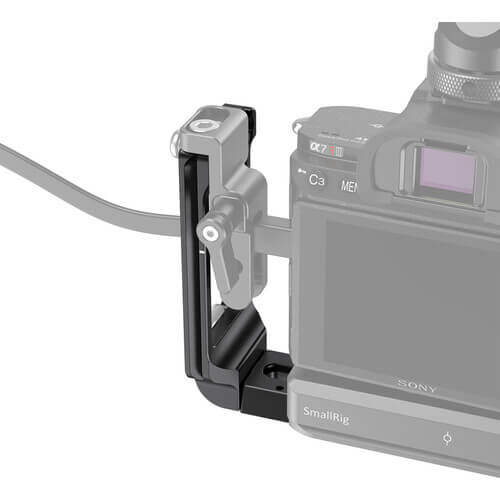 SmallRig L-Bracket for Sony a7 III / a7R III / a9 Series Cameras