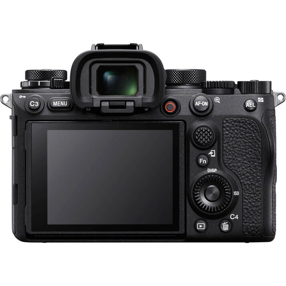 Sony Alpha 1 A1 back