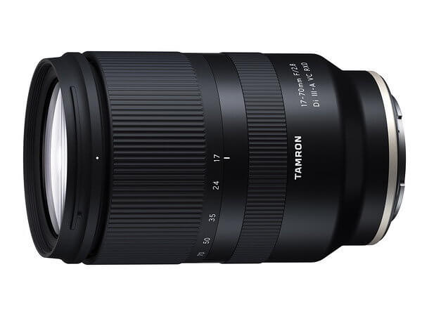 Tamron 17-70mm F2.8 Di III-A VC RXD For Sony E