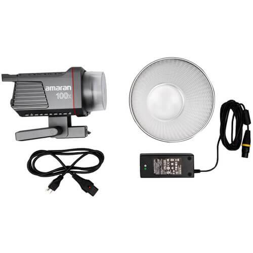 Amaran 100x Bi-Color LED Light