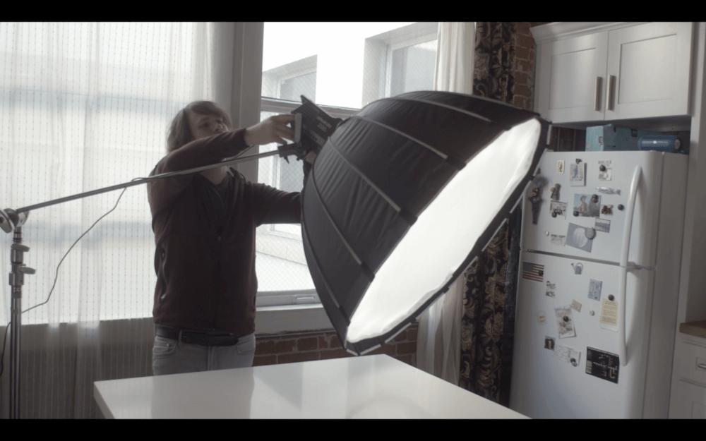 Amaran 100x Bi Color LED Light 20