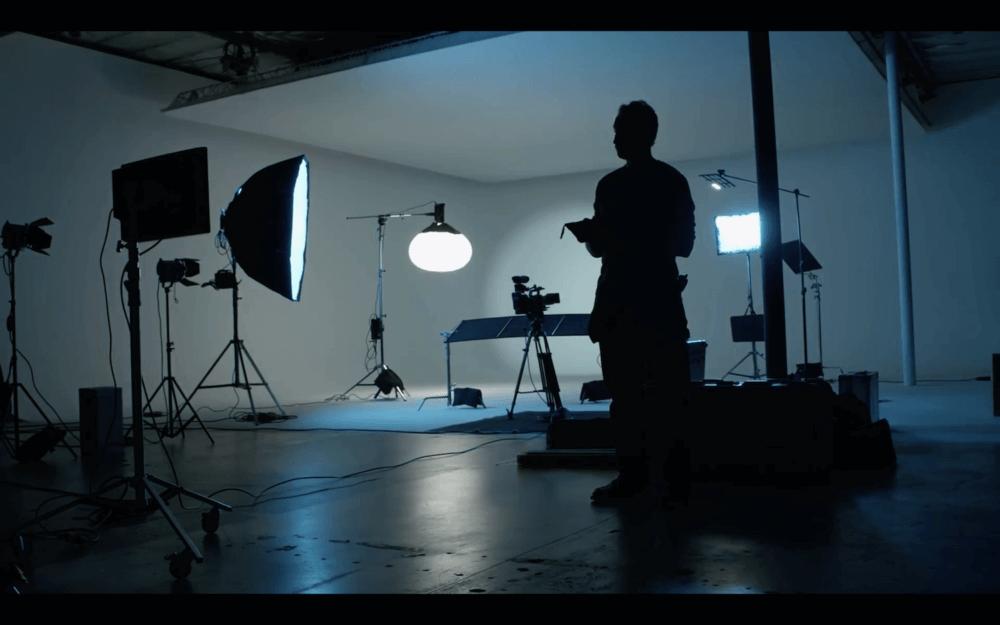 Amaran 100x Bi Color LED Light 21