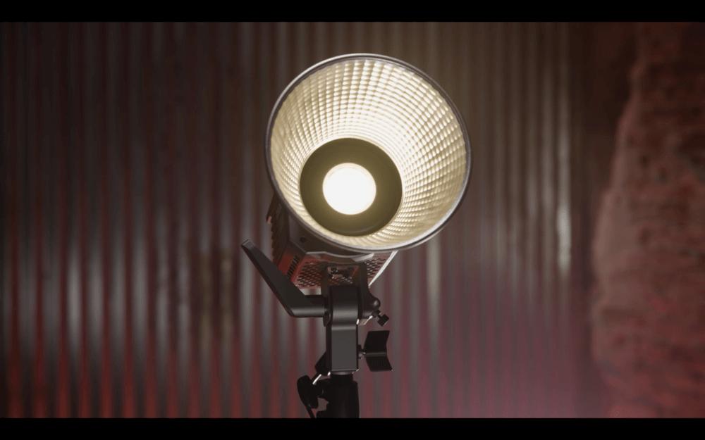 Amaran 100x Bi Color LED Light 9
