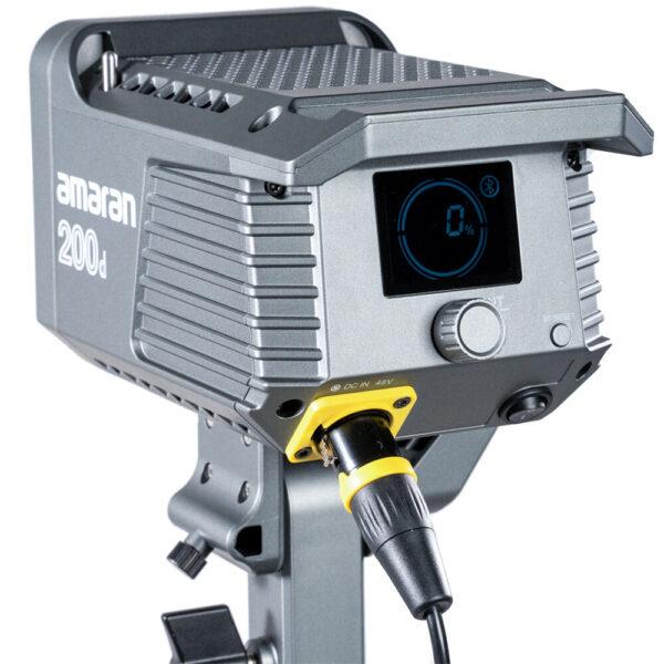Amaran 200d LED Light 8