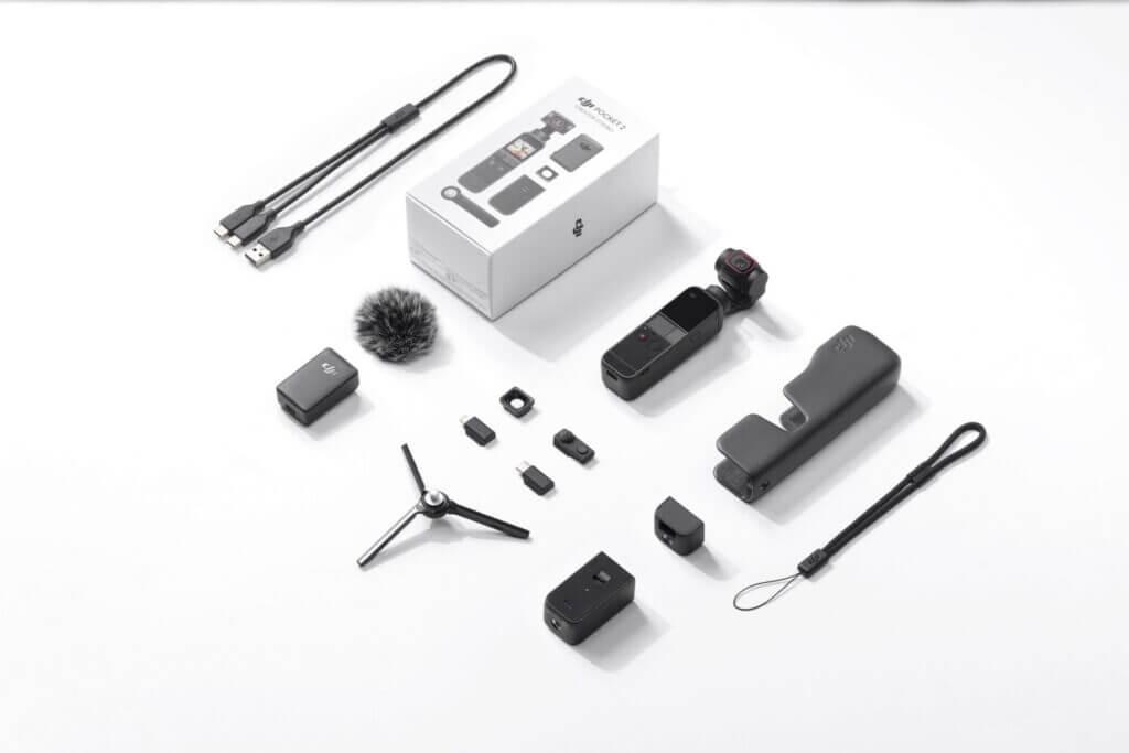 DJI-Pocket-2-กล้องLive Streaming