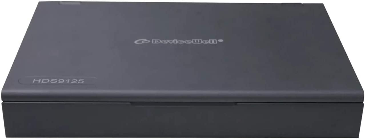 DeviceWell HDS9125 11.6 5-CH Portable Video Switcher