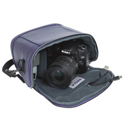 Golla G1568 Eliot Mirrorless Camera M Purple
