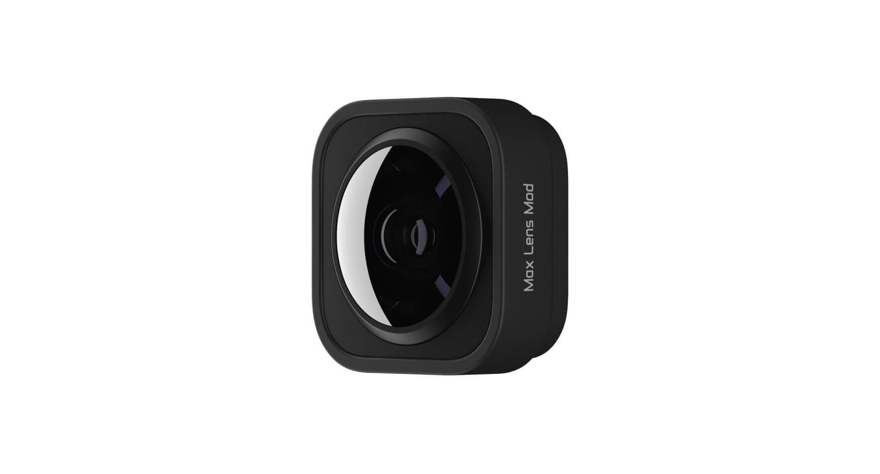 Gopro (ADWAL-001) Max Lens Mod For Hero9 Black