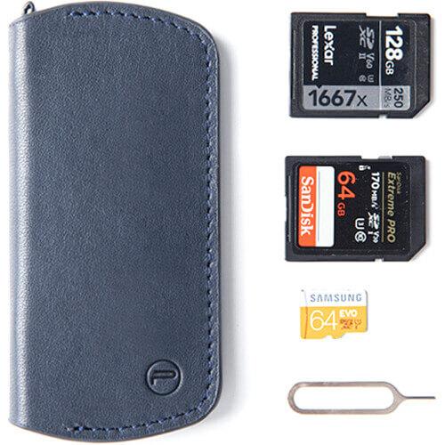 PGYTECH P-CB-036 MEMORY CARD WALLET (DEEP NAVY)