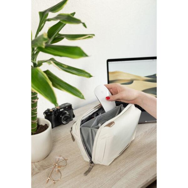 Peak Design (BTP-BO-2) Travel Tech Pouch for Travel Bag Bone