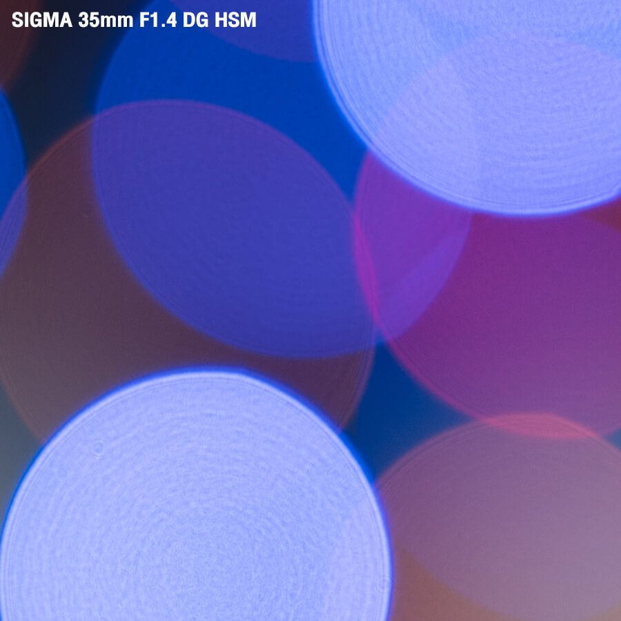SIGMA 35mm F1.4 DG HSM Art 012 ISO 100 1 30 sec at f 1.4 Auto Focus Test Crop 100 percent 1