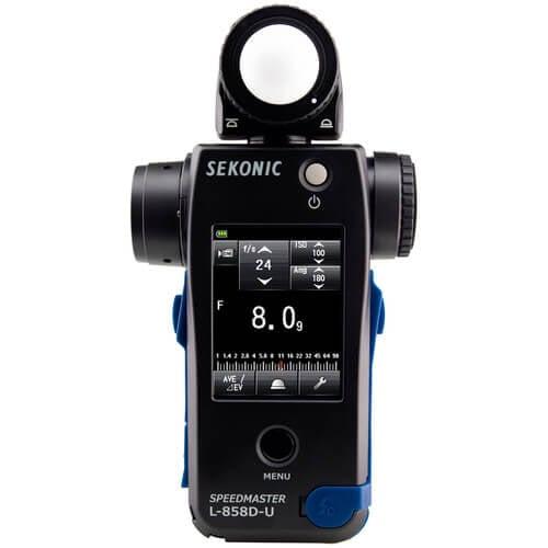 Sekonic Speedmaster L-858D-U Light Meter