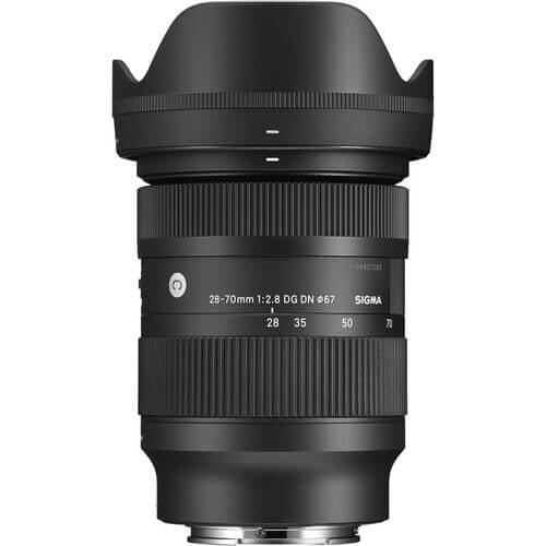 Sigma 28-70mm f2.8 DG DN Contemporary Lens