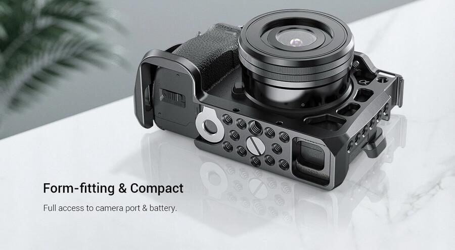 SmallRig Cage for Sony a6600 Camera 11
