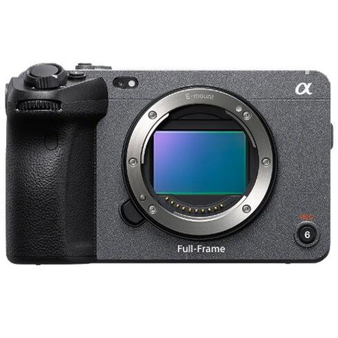 Sony FX3 Cinema Camera Sensor