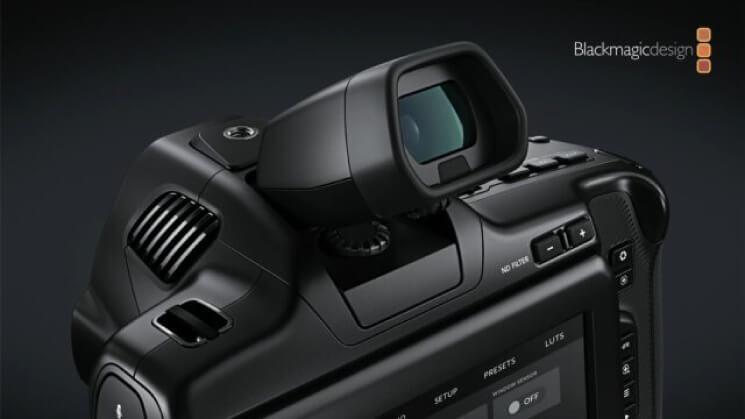 Blackmagic 6K Pro EVF