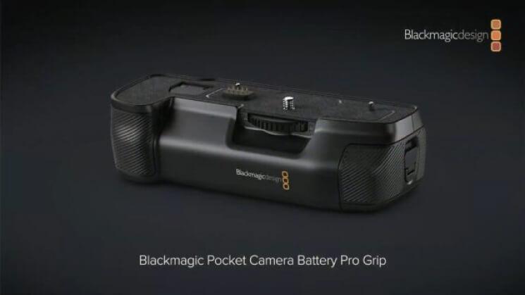 Blackmagic 6K Pro Grip