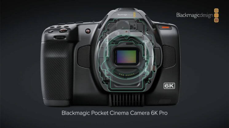 Blackmagic 6K Pro ND Filter