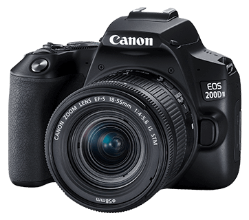 canon-200d-ii-กล้อง Live Streaming ขายของออนไลน์