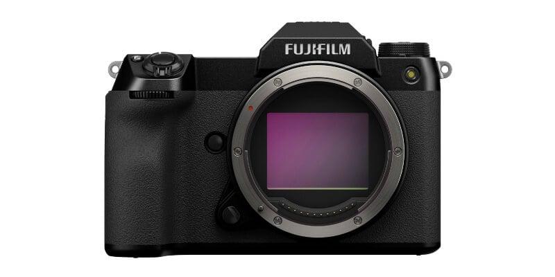 Fujifilm GFX100S Sensor Size