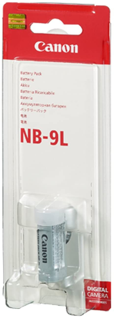 Canon Battery NB 9L for Compact Camera Models 2