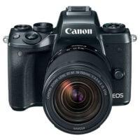 Canon Mirrorless Camera EOS M5 Kit 15-45mm