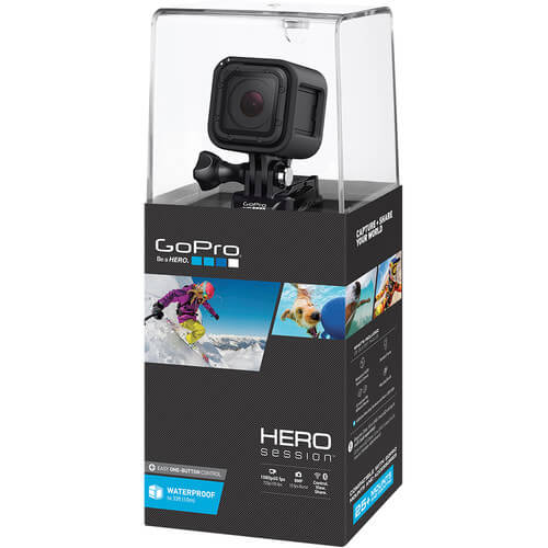 GoPro ActionCamera Hero Session