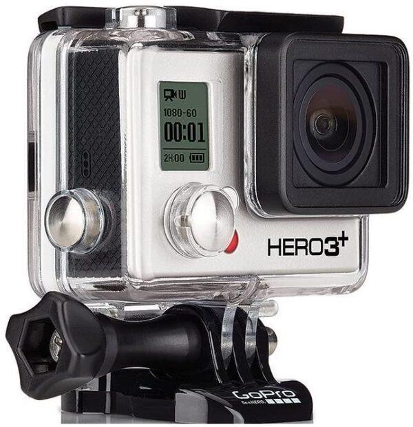 GoPro ActionCamera Hero3+ Adventure Camera Black Edition